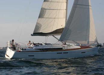 Rent a sailboat in Marina Mandraki - Sun Odyssey 409