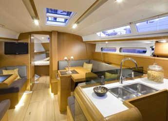Alquilar velero Sun Odyssey 409 en Marina Mandraki, Rhodes