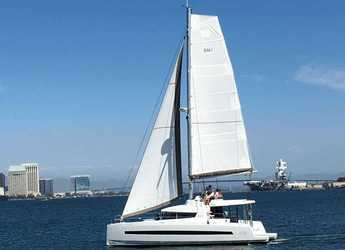 Rent a catamaran in Marina Skiathos  - Bali 4.3