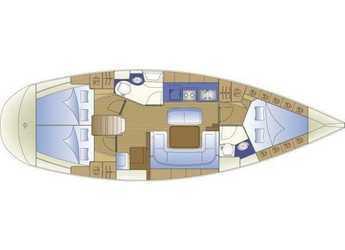 Chartern Sie segelboot Bavaria 40 Cruiser in Kos Port, Kos