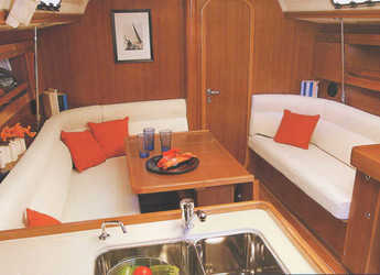 Chartern Sie segelboot Dufour 40 in Port Roses, Girona