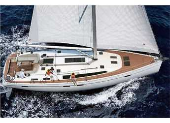 Rent a sailboat in Skiathos  - Bavaria Cruiser 51