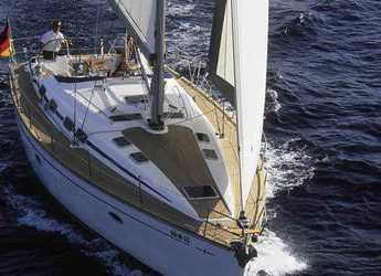 Rent a sailboat in Paros - Bavaria 46 Cruiser