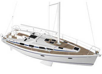 Rent a sailboat in Marina Zadar - Bavaria Cruiser 40