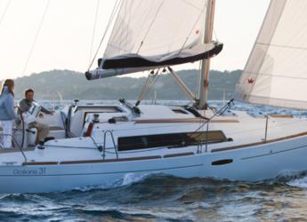 Alquilar velero Oceanis 31 en Port Roses, Girona