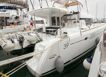Rent a catamaran in Cala Nova - Lagoon 39