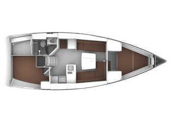 Chartern Sie segelboot Bavaria Cruiser 37/2 cbs in Veruda, Pula