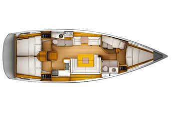 Alquilar velero Sun Odyssey 449 en Veruda, Pula