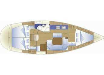 Rent a sailboat Bavaria 38 in Mykonos, Mykonos