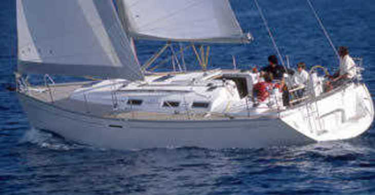 Rent a sailboat in Paros - Dufour 385