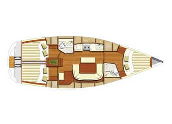Alquilar velero Dufour 385 en Paros, Paros