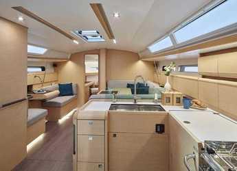 Chartern Sie segelboot Sun Odyssey 449 in Cala Nova, Palma de mallorca