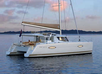 Rent a catamaran in Marina Zadar - Helia 44