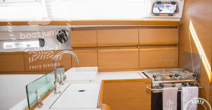 Alquilar velero Sun Odyssey 449 en Cala Nova, Palma de mallorca