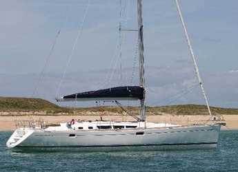 Rent a sailboat in Marsala Marina - Sun Odyssey 49
