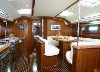 Rent a sailboat Sun Odyssey 49 in Marsala Marina, Marsala