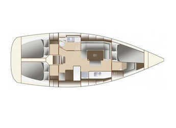 Rent a sailboat Dufour 380 in Punta Ala, Italy