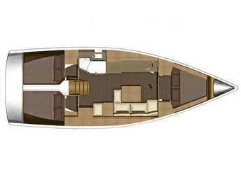 Alquilar velero Dufour 382 en Veruda, Pula