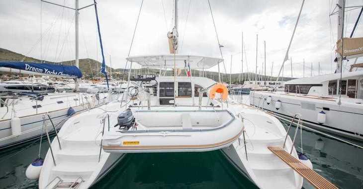 Alquilar catamarán en Marina Baotić - Lagoon 380