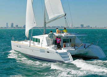 Louer catamaran à Paros - Lagoon 400