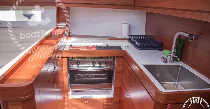 Alquilar velero Dufour 512 en Cala Nova, Palma de mallorca