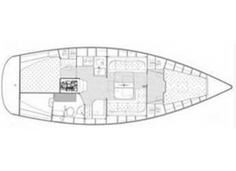 Alquilar velero Bavaria 38 Cruiser/2cbs  en Skiathos , Skiathos