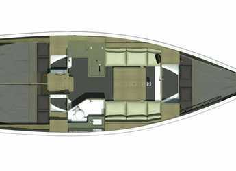 Chartern Sie segelboot Dufour 350 Adventure in Cala Nova, Palma de mallorca