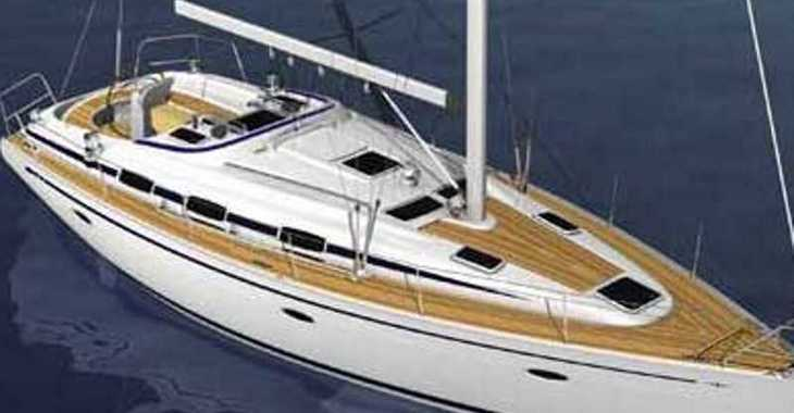 Rent a sailboat in Marina Skiathos  - Bavaria 39 Cruiser