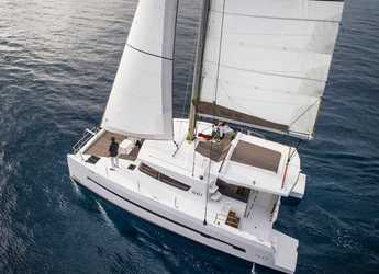 Rent a catamaran in Marina Zadar - Bali 4.0
