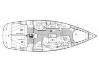 Alquilar velero Bavaria 39 Cruiser en Skiathos , Skiathos