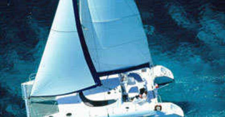 Alquilar catamarán en Marina Baotić - Lavezzi 40