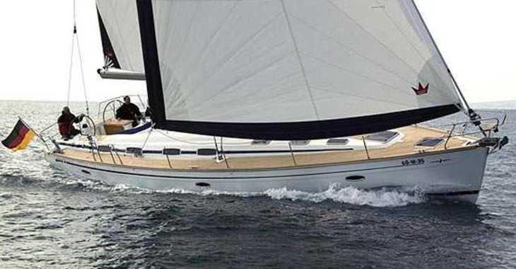 Rent a sailboat in Paros - Bavaria 50 Cruiser