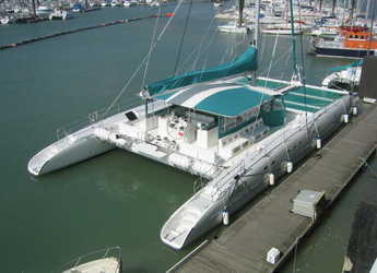 Rent a catamaran in Marina Real Juan Carlos I - Tahiti 75