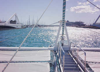 Alquilar catamarán Tahiti 75 en Puerto de Málaga, Málaga