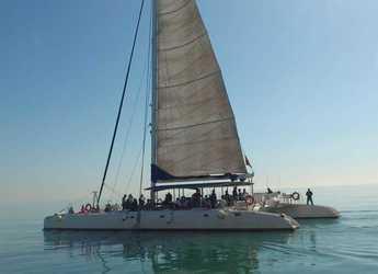 Alquilar catamarán en Marina de Dénia - CIM82
