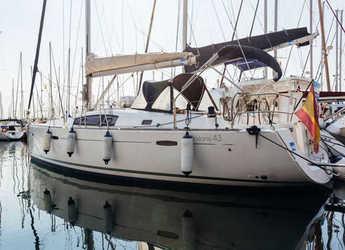Chartern Sie segelboot in Port Olimpic de Barcelona - Beneteau Oceanis 43