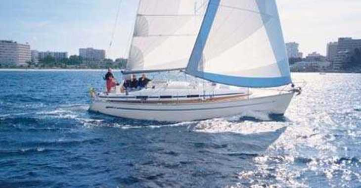 Rent a sailboat in Port Olimpic de Barcelona - Bavaria 36