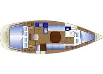 Alquilar velero Bavaria 36 en Port Olimpic de Barcelona, Barcelona City