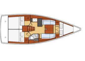 Alquilar velero Oceanis 35.1 en Port Olimpic de Barcelona, Barcelona City