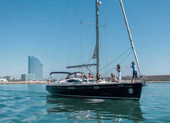 Rent a sailboat in Naviera Balear - Jeanneau Sun Odyssey 54DS