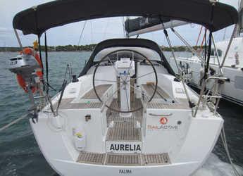 Alquilar velero Hanse 325 en Naviera Balear, Palma de mallorca