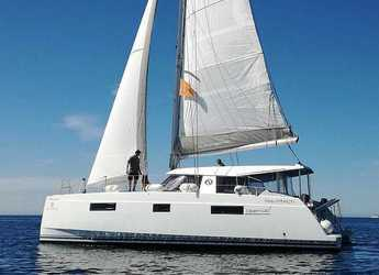 Rent a catamaran in Naviera Balear - Nautitech Open 40