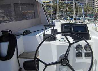 Alquilar catamarán Nautitech Open 40 en Naviera Balear, Palma de mallorca