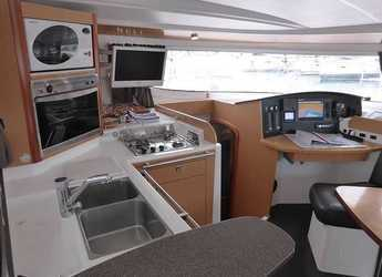 Alquilar catamarán Lipari 41 en Naviera Balear, Palma de mallorca