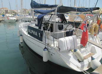 Rent a sailboat in Port d´Alcudia/Port de Alcudiamar Marina - Sun Odyssey 35