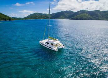 Alquilar catamarán Robertson and Caine 46 en Compass Point Marina, Saint Thomas