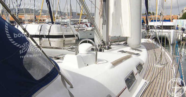 Rent a sailboat in Muelle Deportivo Las Palmas - Oceanis 48