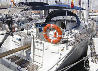 Rent a sailboat in Muelle Deportivo Las Palmas - Oceanis 48