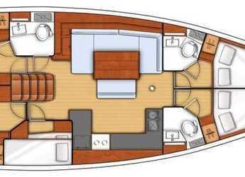 Chartern Sie segelboot Oceanis 48 in Muelle Deportivo Las Palmas, Gran Canaria