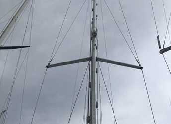 Alquilar velero Oceanis 43 en Marina del Sur. Puerto de Las Galletas, Las Galletas